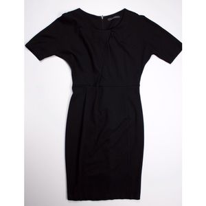 Velvet by Graham & Spencer little black dress